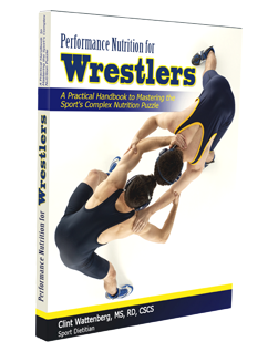 Performance Nutrition Wrestlers
